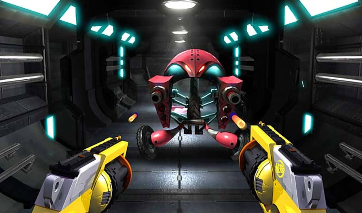 Nerf N-Strike   Wii   EA