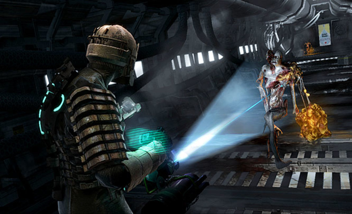 Dead Space | Xbox 360, PS3 | EA