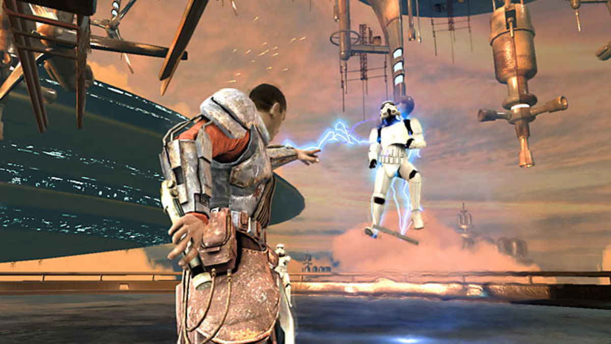 Force Unleashed | All Systems | Lucas Arts