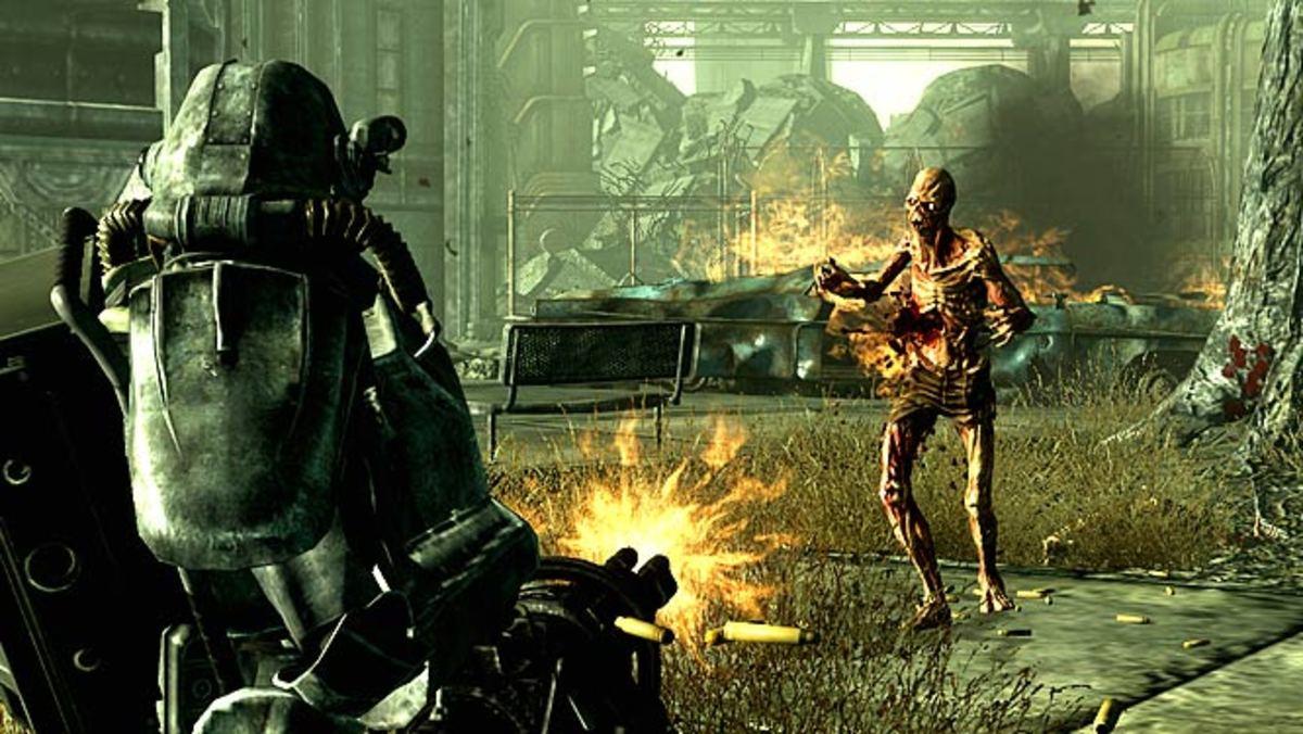 Fallout 3   Xbox 360, PS3   Bethesda