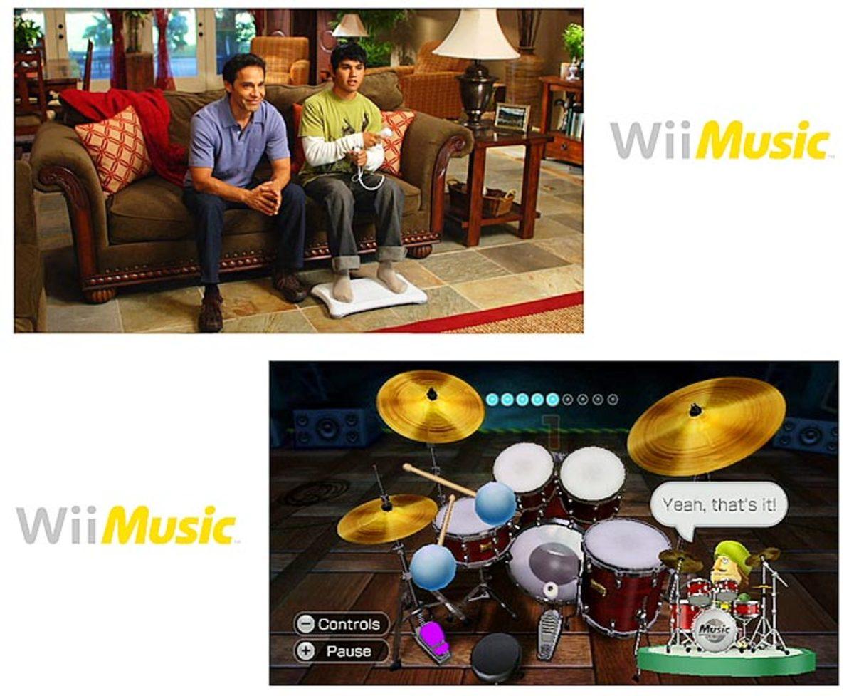 Wii Music   Wii   Nintendo