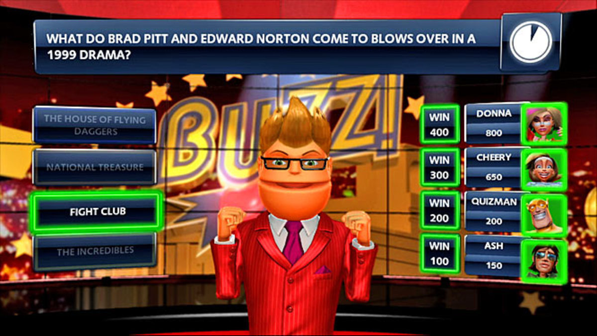 Buzz! Quiz TV | PS3 | Sony