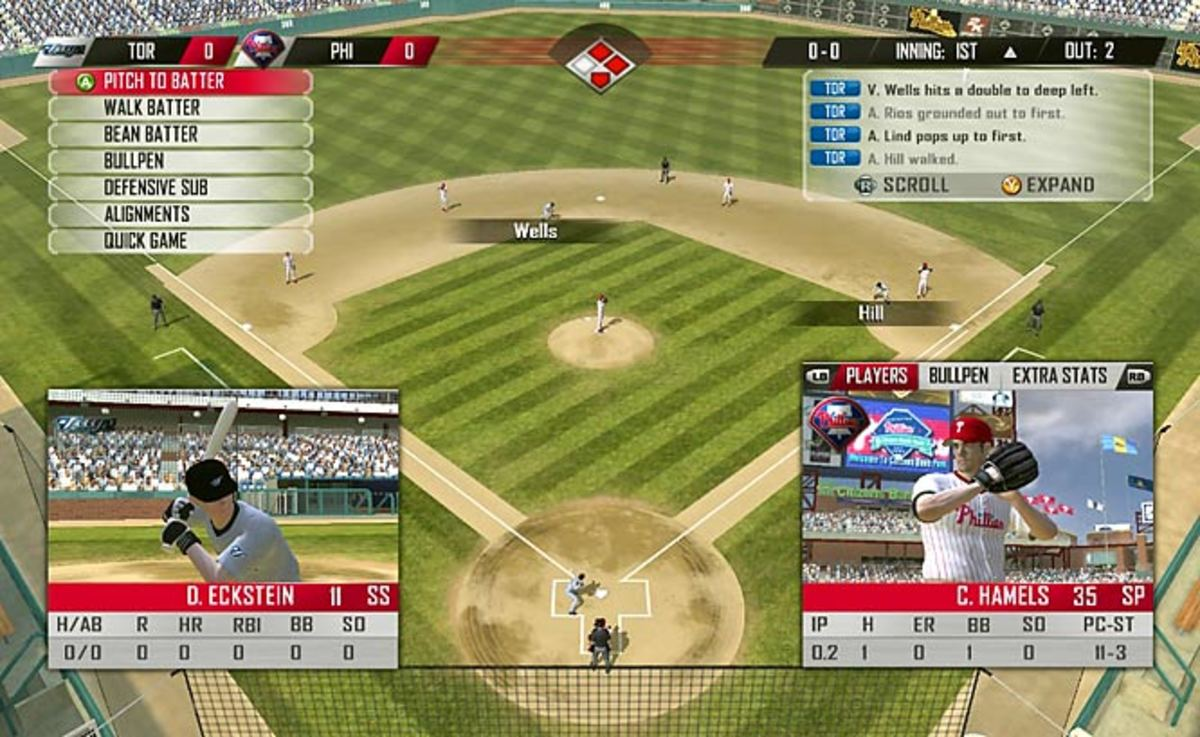 MLB Front Office Manager | Xbox 360, PS3, PC | 2K Sports