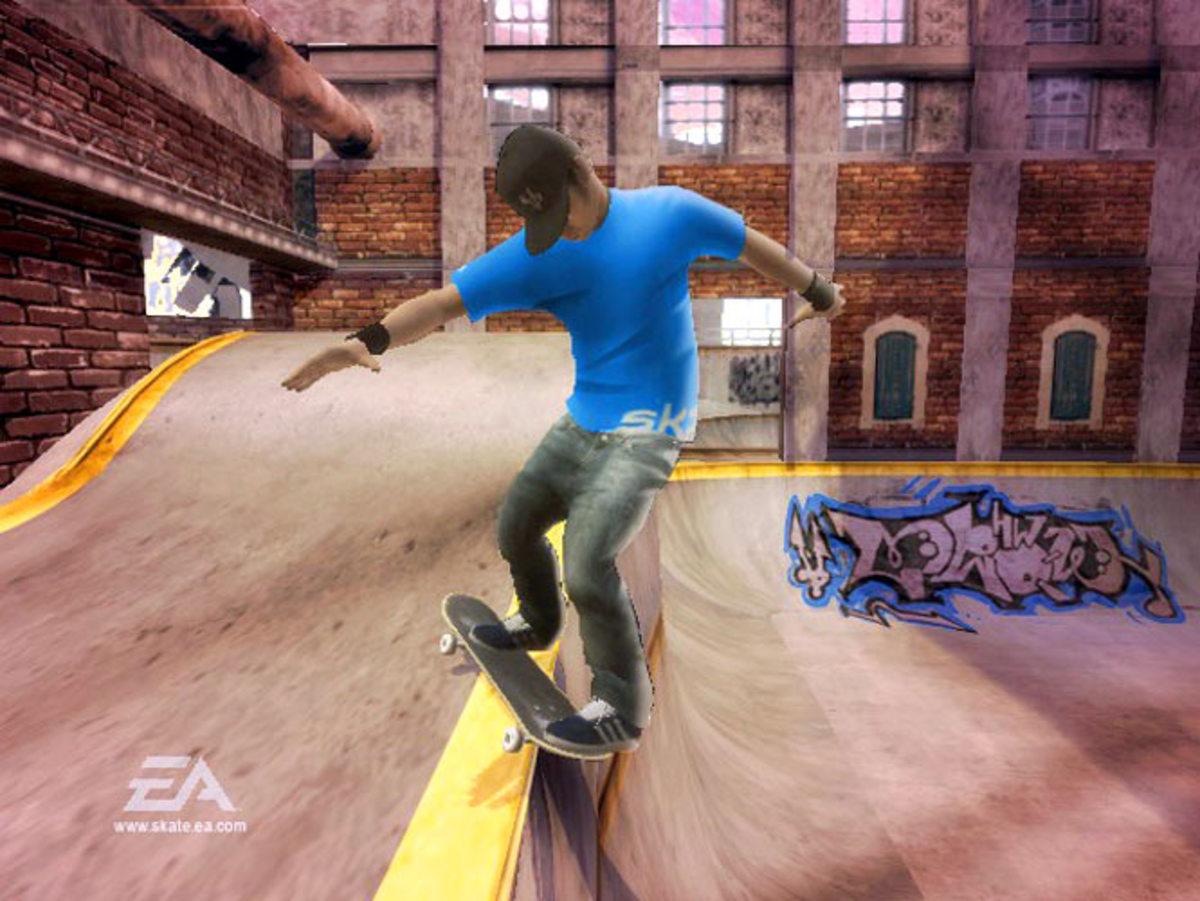 Skate It   Wii   EA Sports