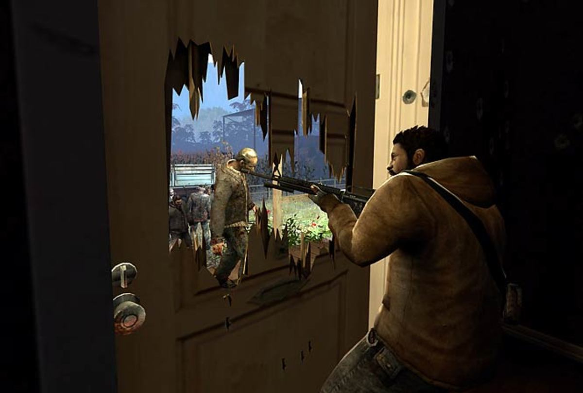 Left 4 Dead   Xbox 360   EA