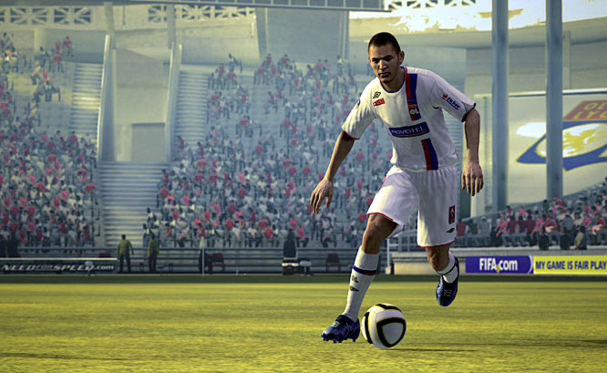 FIFA Soccer 09 | All Systems | EA Sports