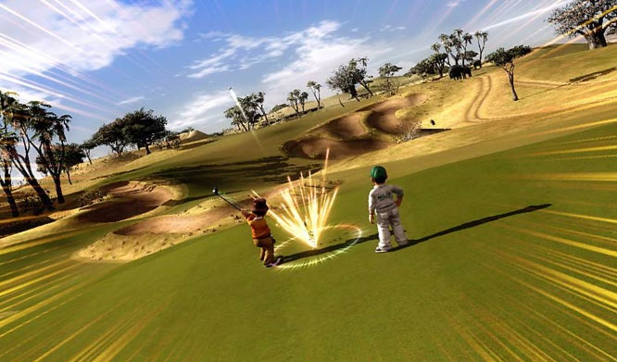 Hot Shots Golf | PS3 | Sony