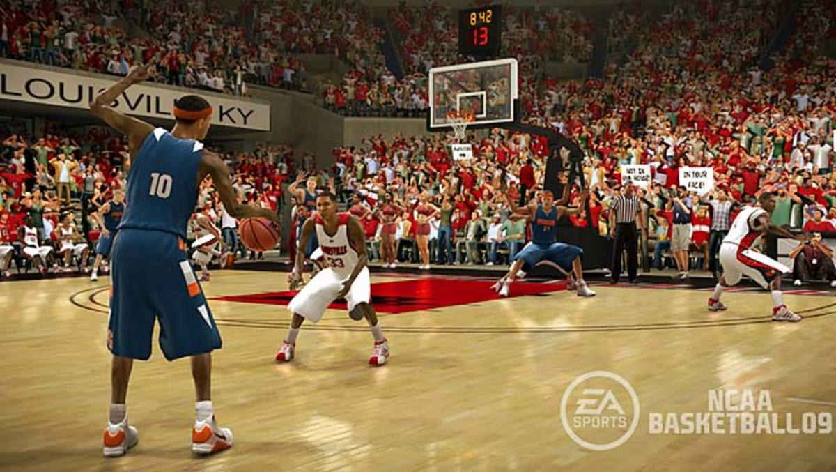 NCAA College Basketball 09 | All Systems | EA Sports