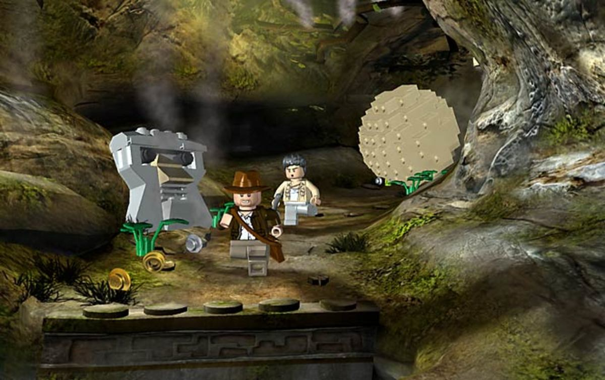LEGO Indiana Jones: The Original Adventures | All Systems | Lucas Arts