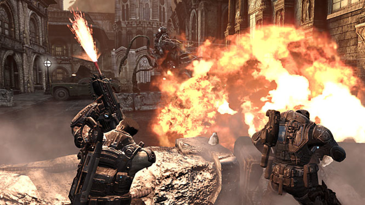 Gears of War 2 | Xbox 360 | Epic/Microsoft