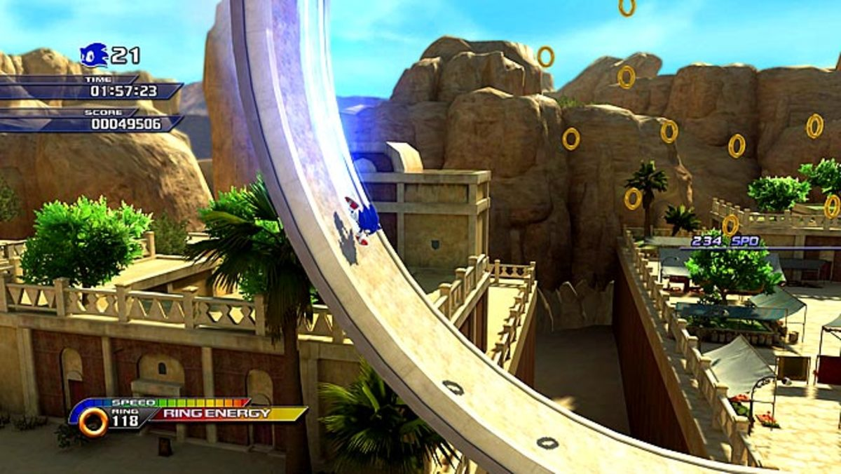 Sonic Unleashed | All Systems | Sega