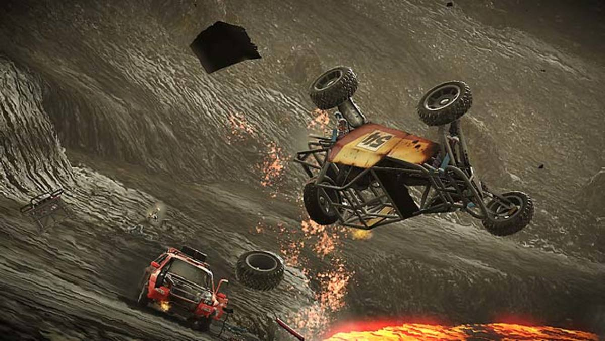 MotorStorm: Pacific Rift | PS3 | Sony