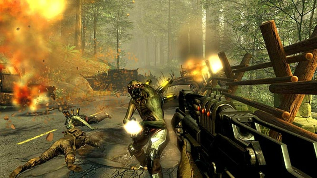 Resistance 2   PS3   Sony