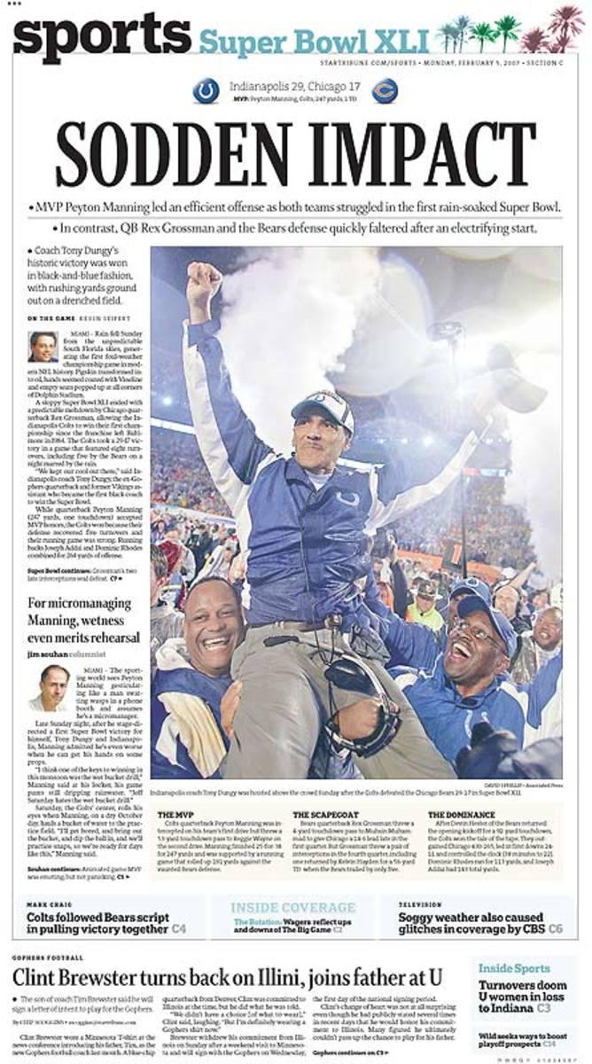 Minneapolis Star-Tribune