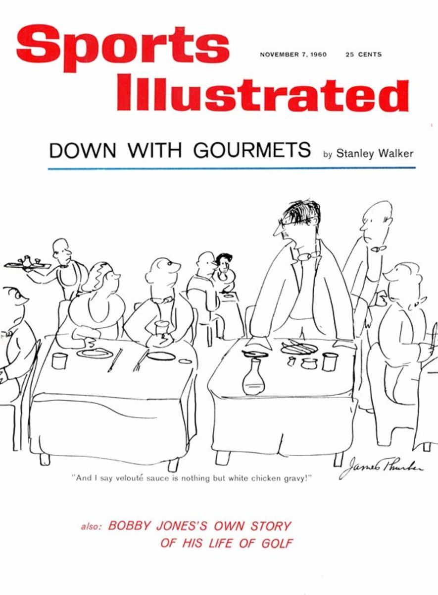 Down With Gourmets