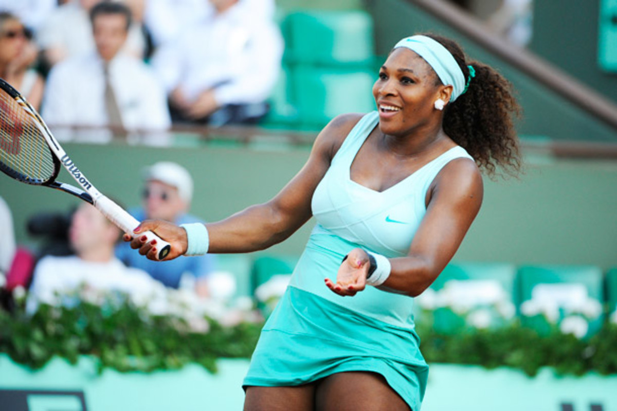 Serena Williams French Open kit