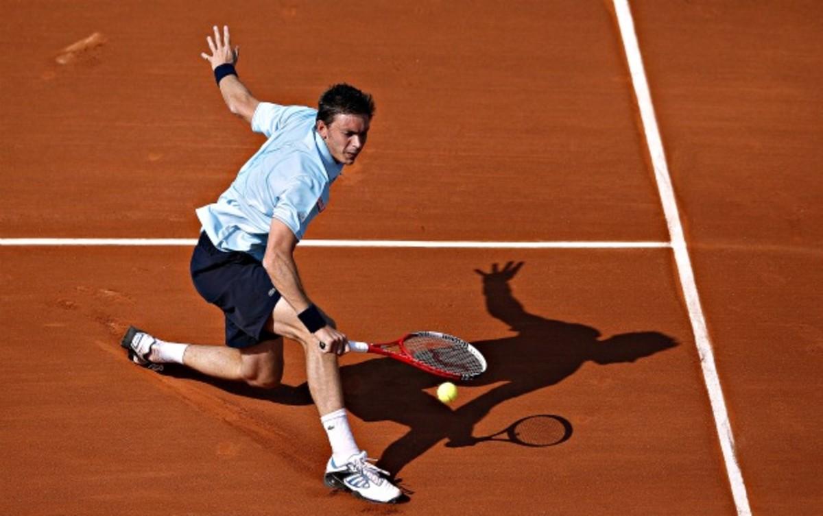Nicolas Mahut, Roland Garros Round 1