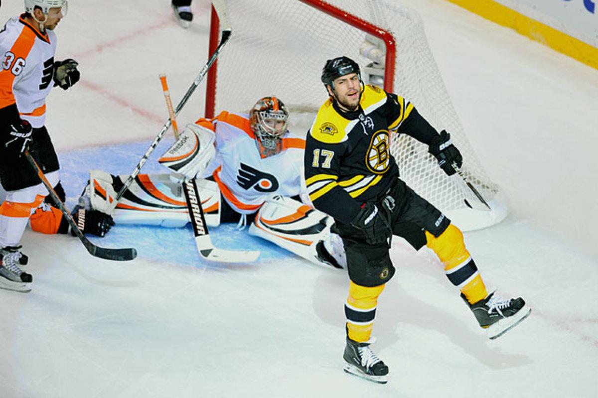 B's get revenge on Flyers