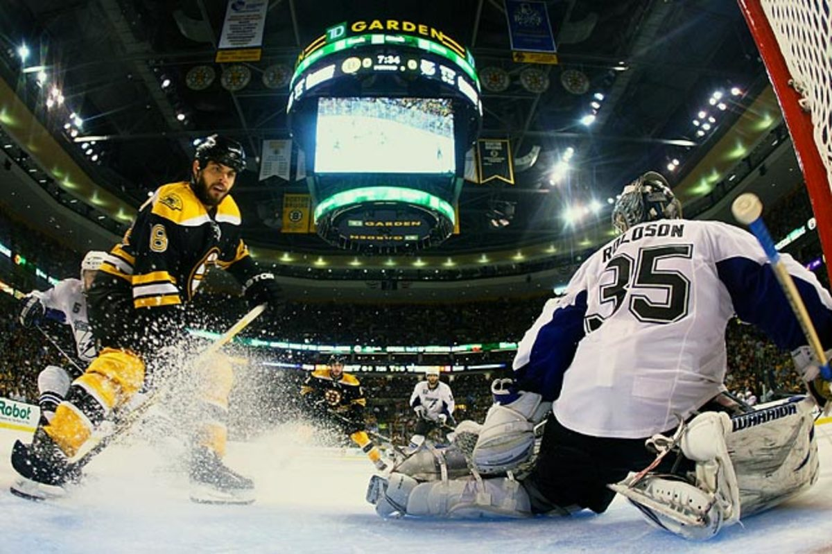 B's advance to Cup final