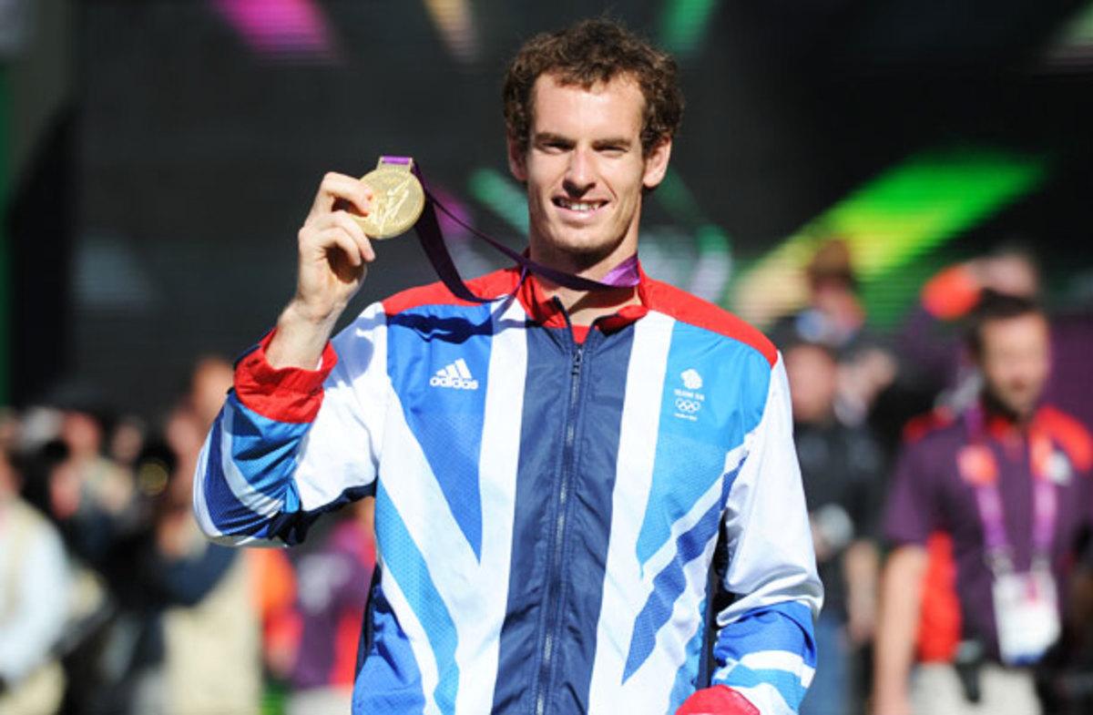 Andy Murray Olympics