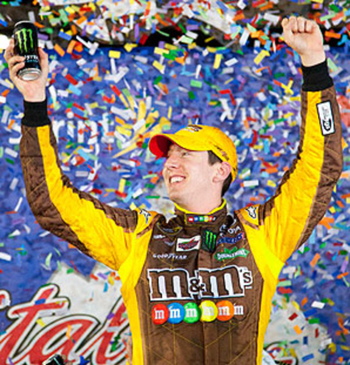 Kyle Busch last won in April at Richmond, but it's likely that he'll need one more win to secure a wild card in the Chase.