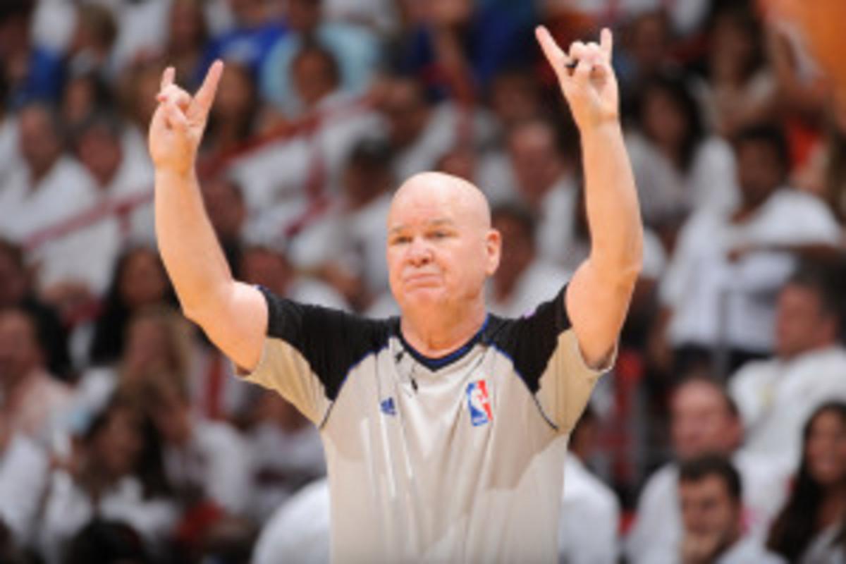 Oklahoma City Thunder v Miami Heat ? Game Three