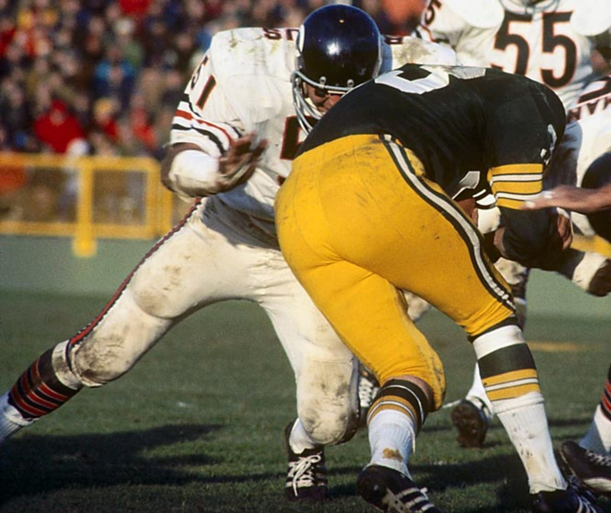 Dick Butkus, Linebacker