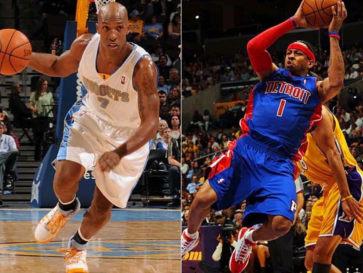 Pistons at Nuggets   Friday, Jan. 9, 9 p.m.