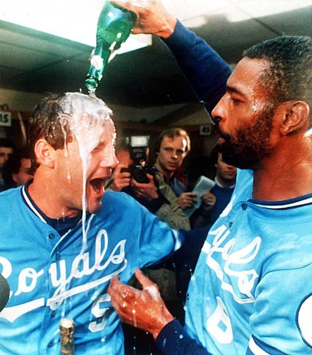 1985 ALCS, Royals defeat Blue Jays