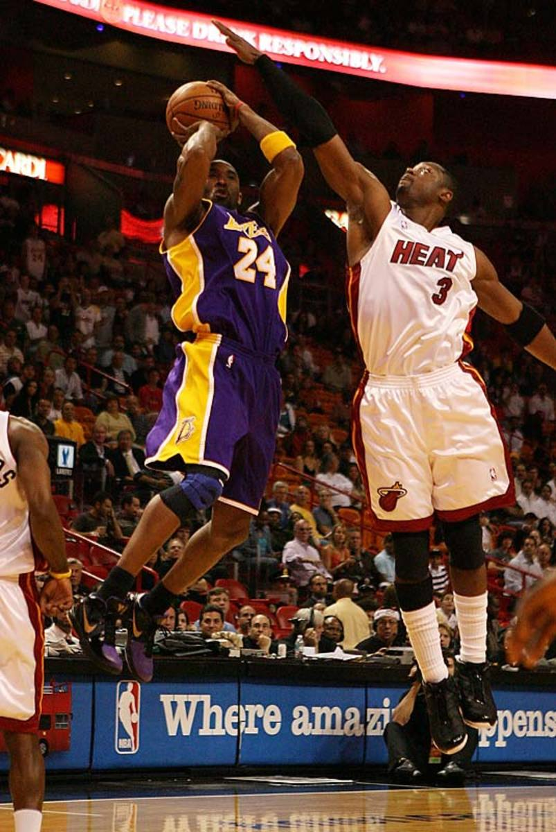 Heat at Lakers   Sunday, Jan. 11, 9:30 p.m.