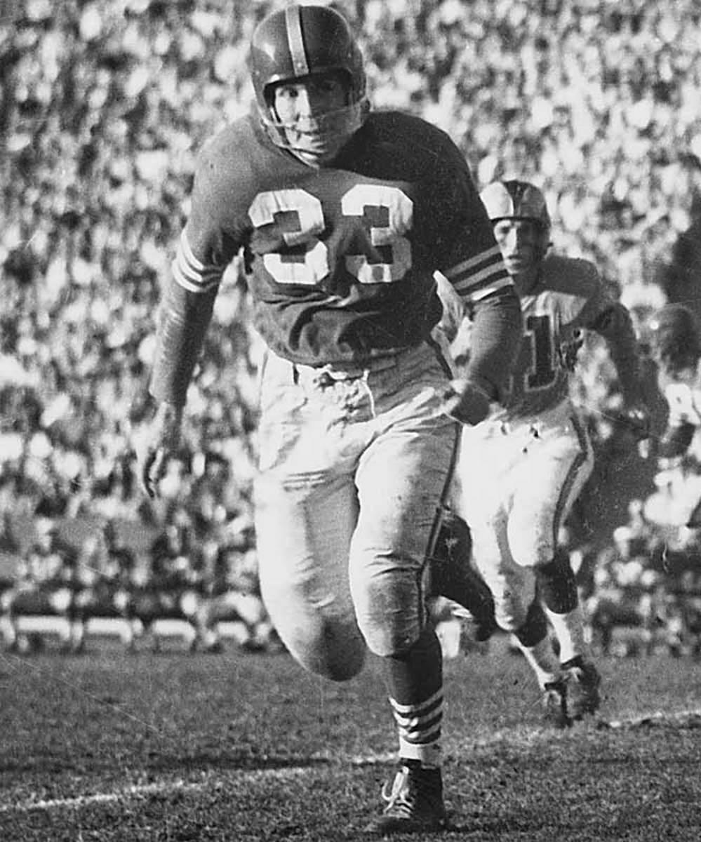 Hardy Brown, Linebacker