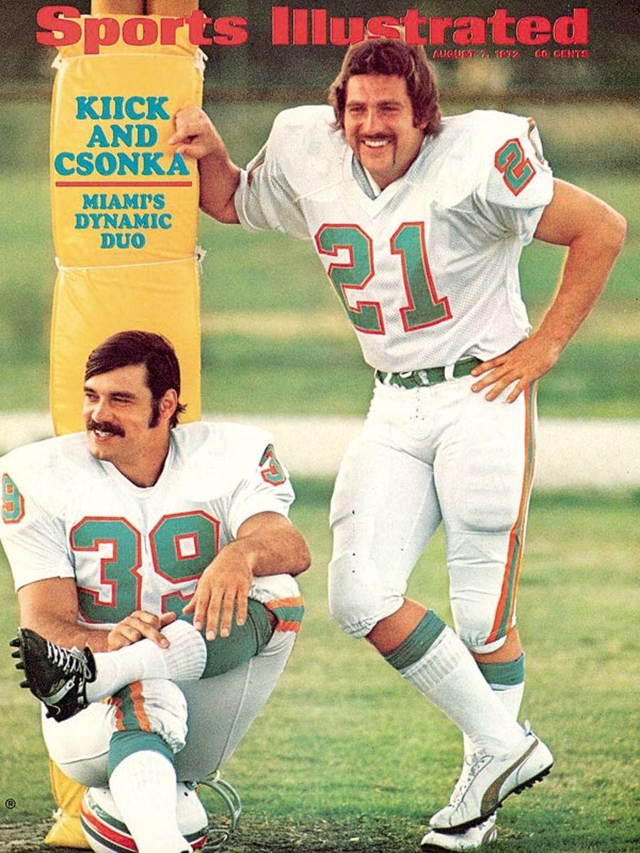 Jim Kiick and Larry Csonka
