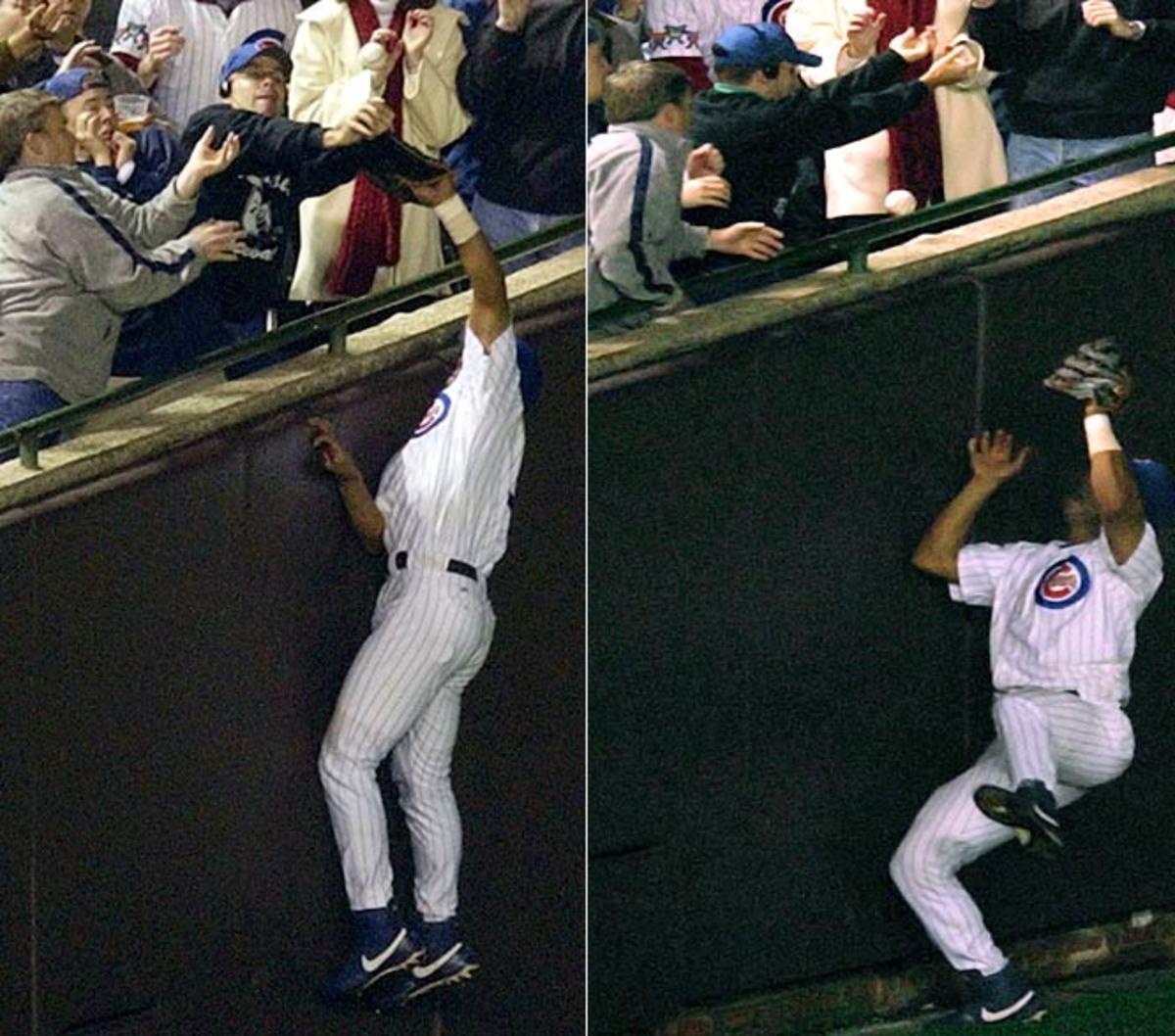 2003 NLCS, Marlins defeat Cubs