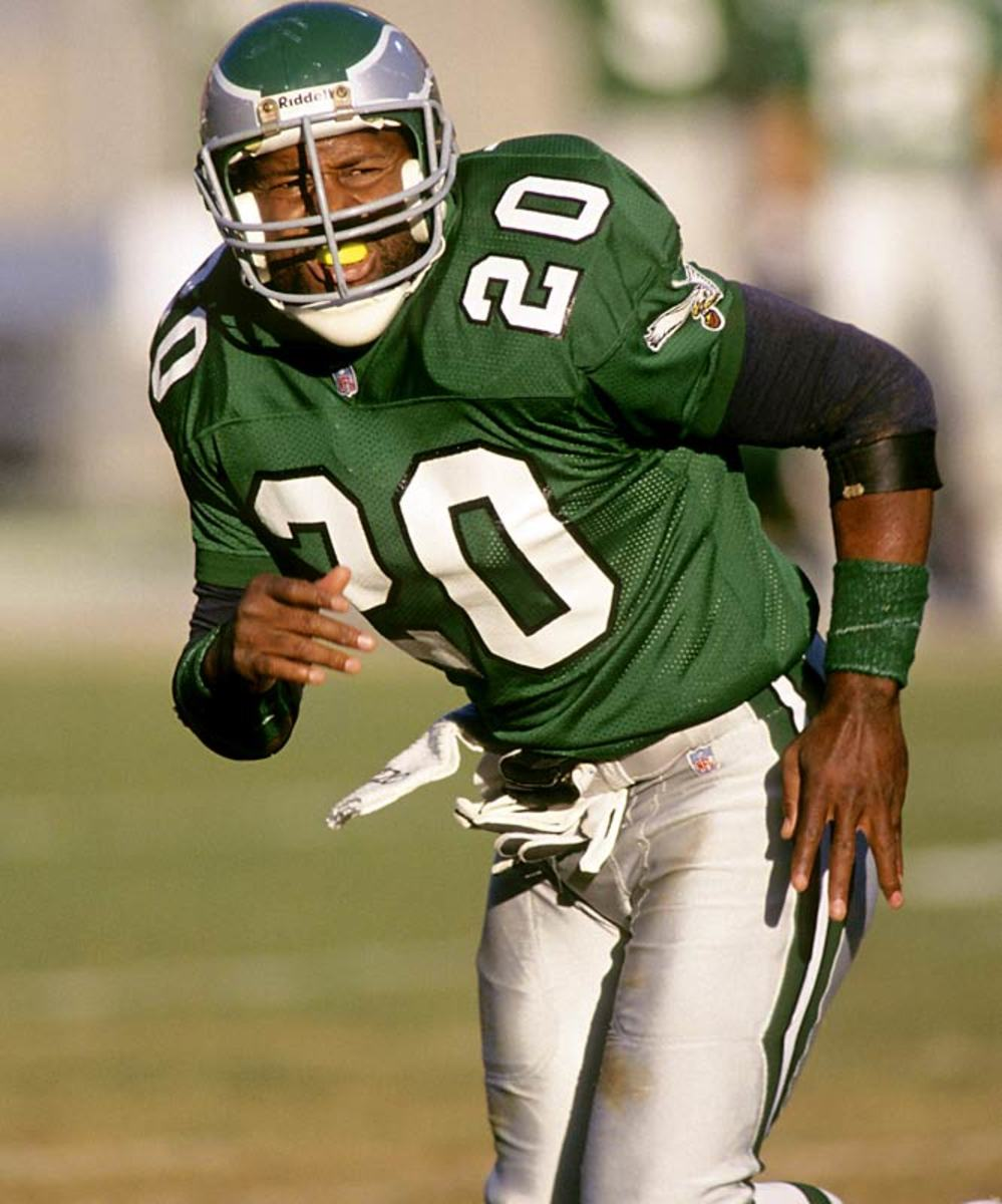 Andre Waters, Safety