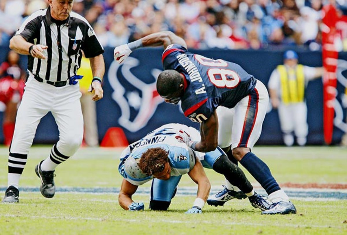 Ugly Moments in Titans History - Sports Illustrated