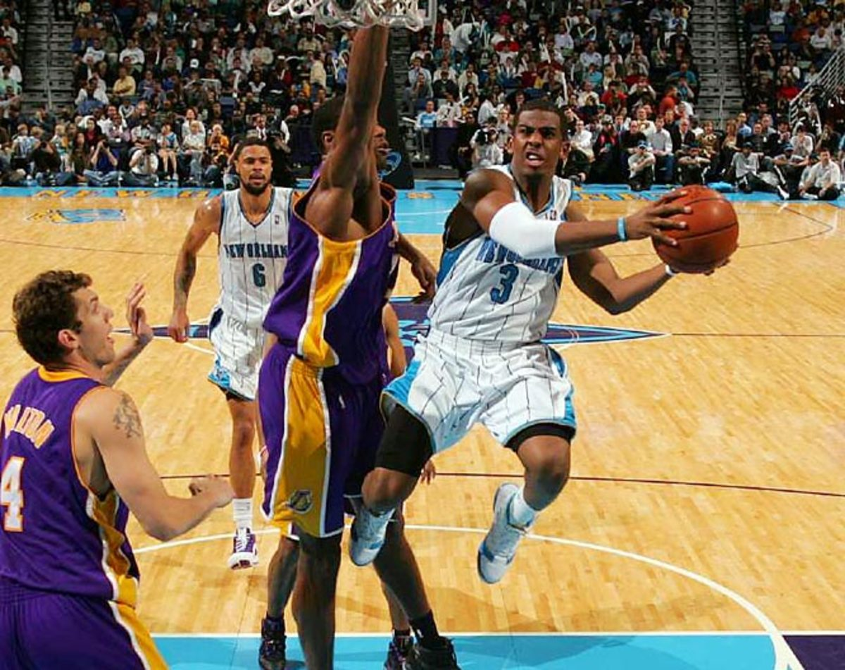 Hornets at Lakers   Tuesday, Jan. 6, 10:30 p.m. ET
