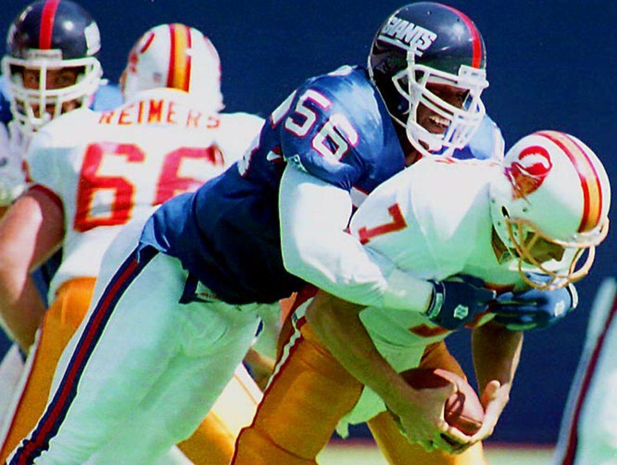 Lawrence Taylor, Linebacker