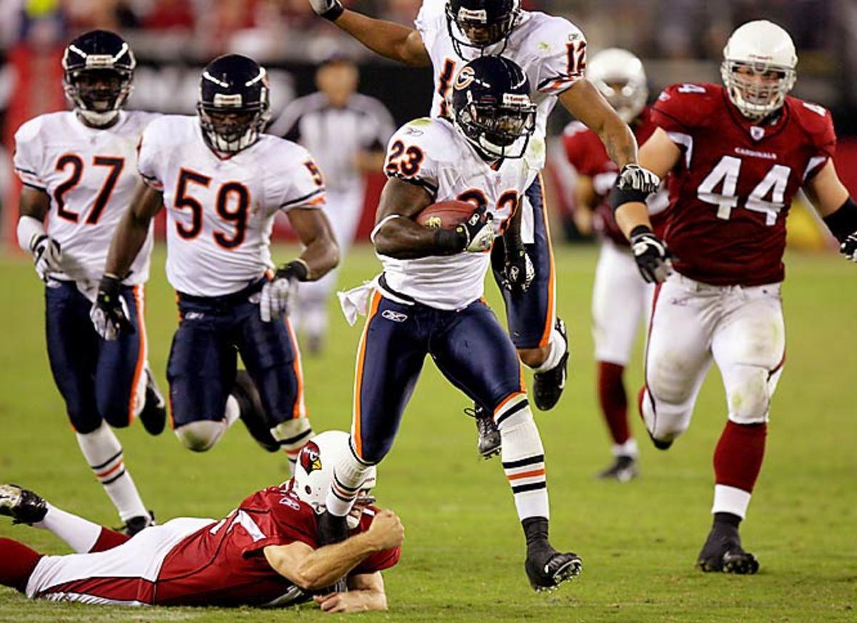 Bears 24, Cardinals 23