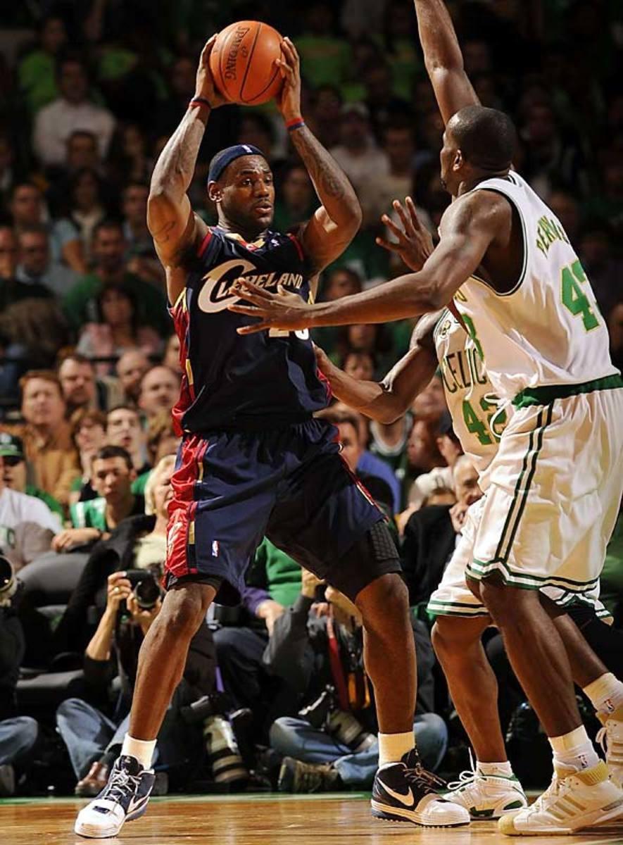 Celtics at Cavaliers   Friday, Jan. 9, 8 p.m. (ESPN)