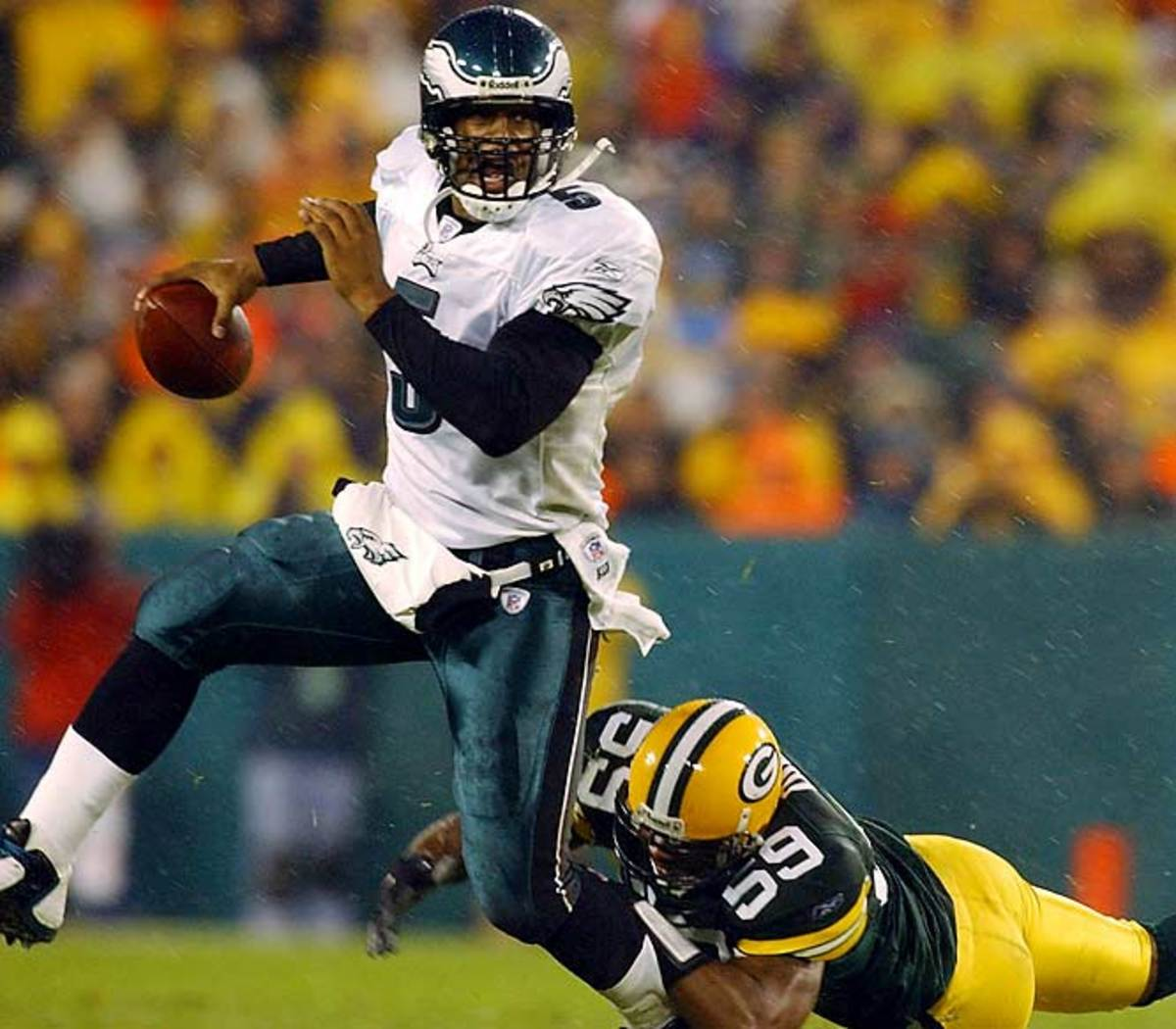 2003 NFC Divisional Playoff