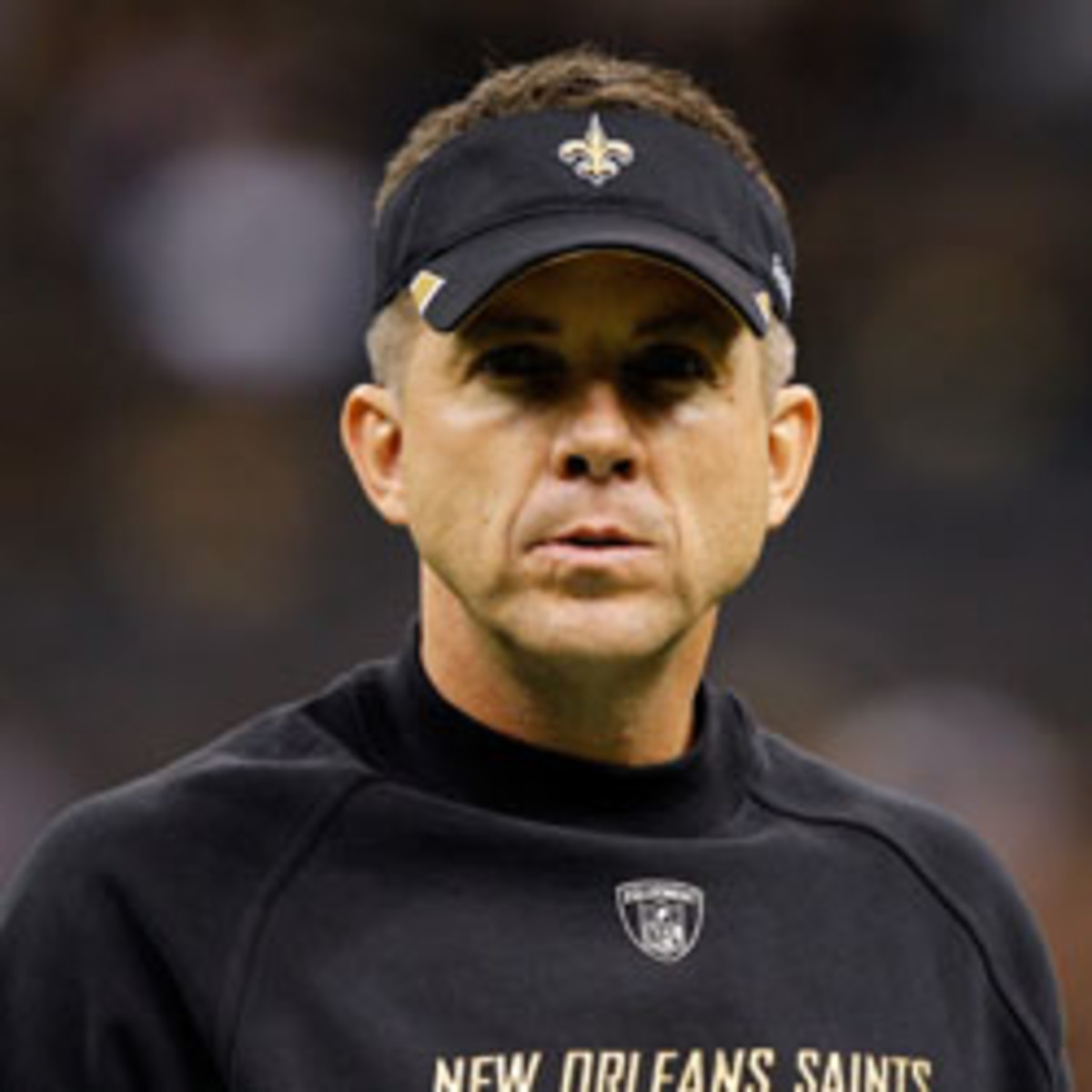 Saints coach Sean Payton is reportedly set to make more than $8 million a season when he returns to the sidelines. (Chris Graythen/Getty Images Sport)