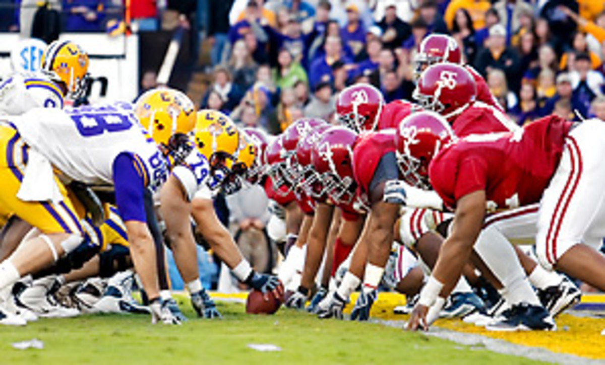 Which Team Will Have The Most First-Round Picks (LSU or Alabama)?