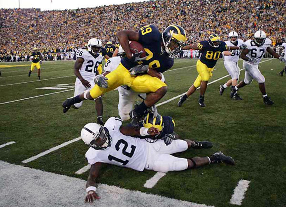 Penn State at Michigan