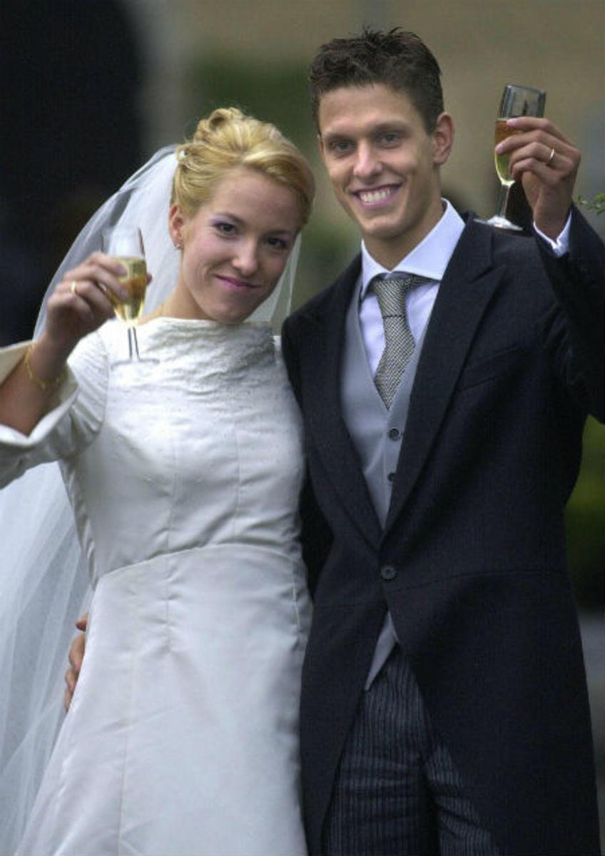 Henin Hardenne Wedding