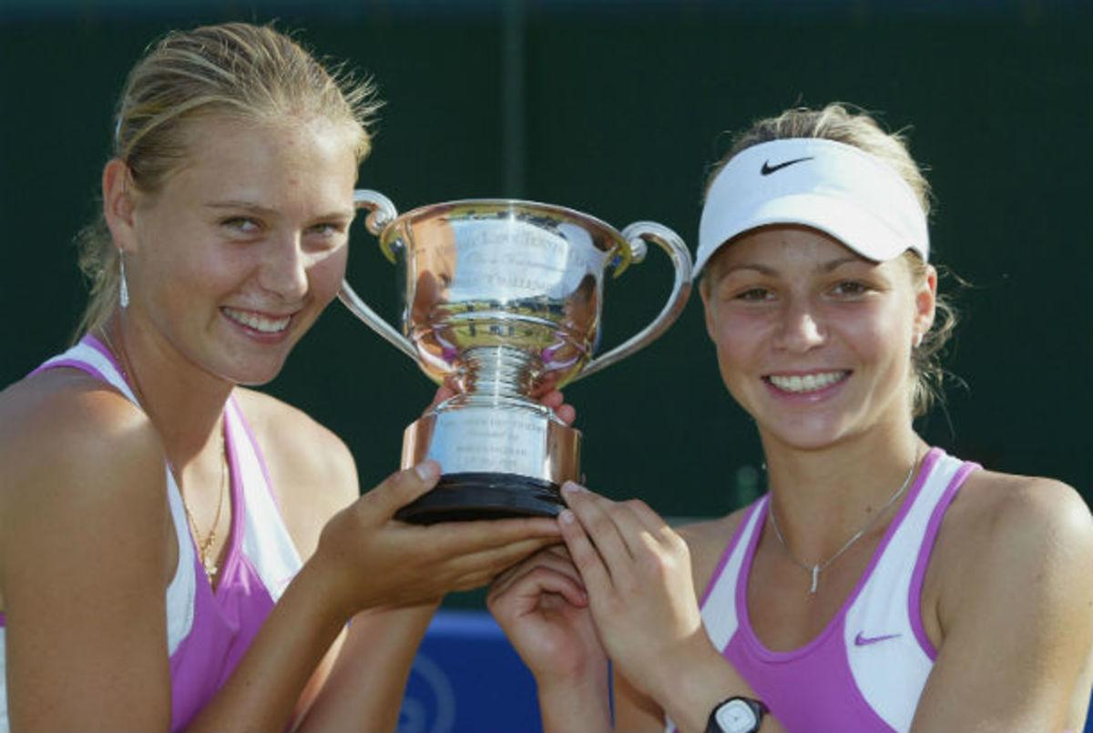 Sharapova/Kirilenko 2004