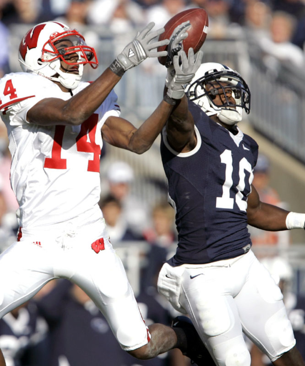 Penn State 38, No. 19 Wisconsin 7