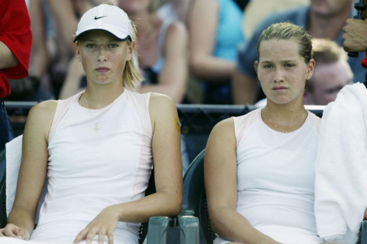 Sharapova/Harkleroad 2003