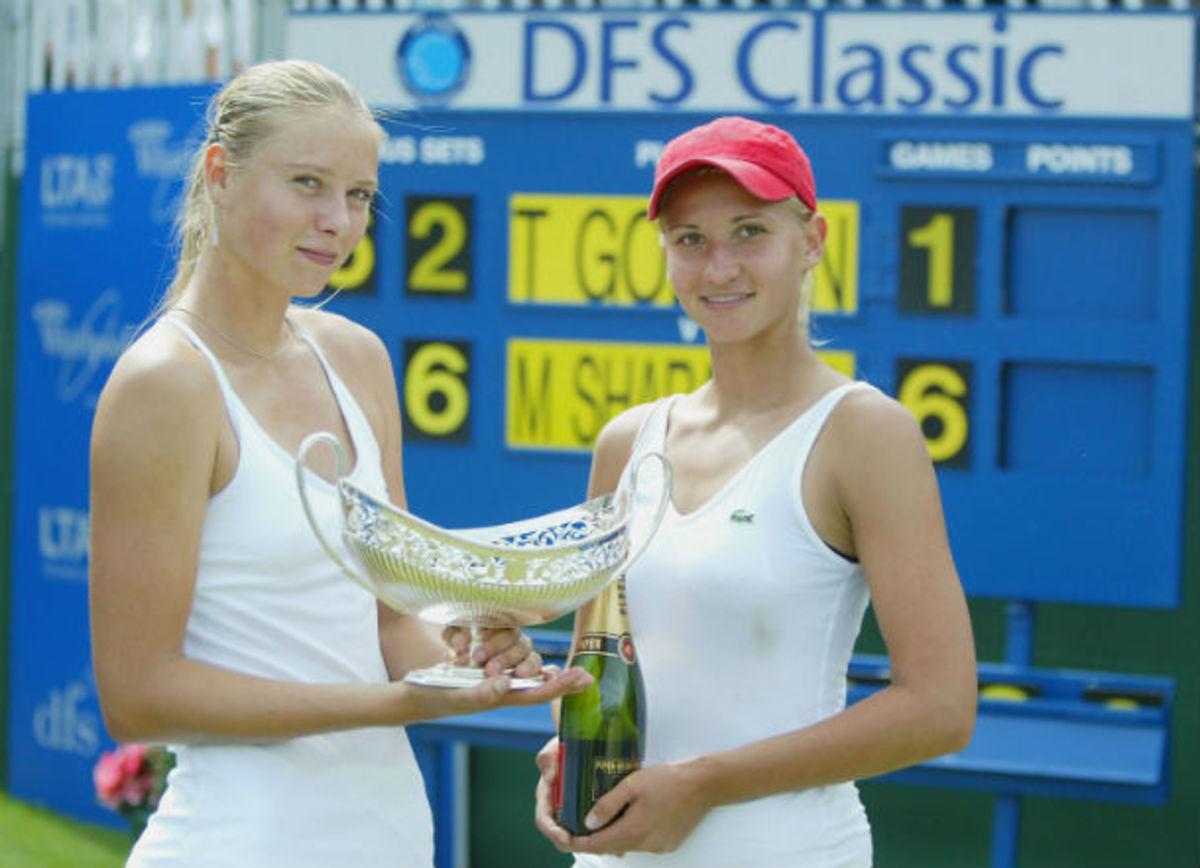Sharapova/Golovin 2004