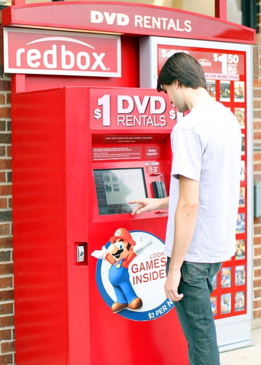 RedBox: Game On