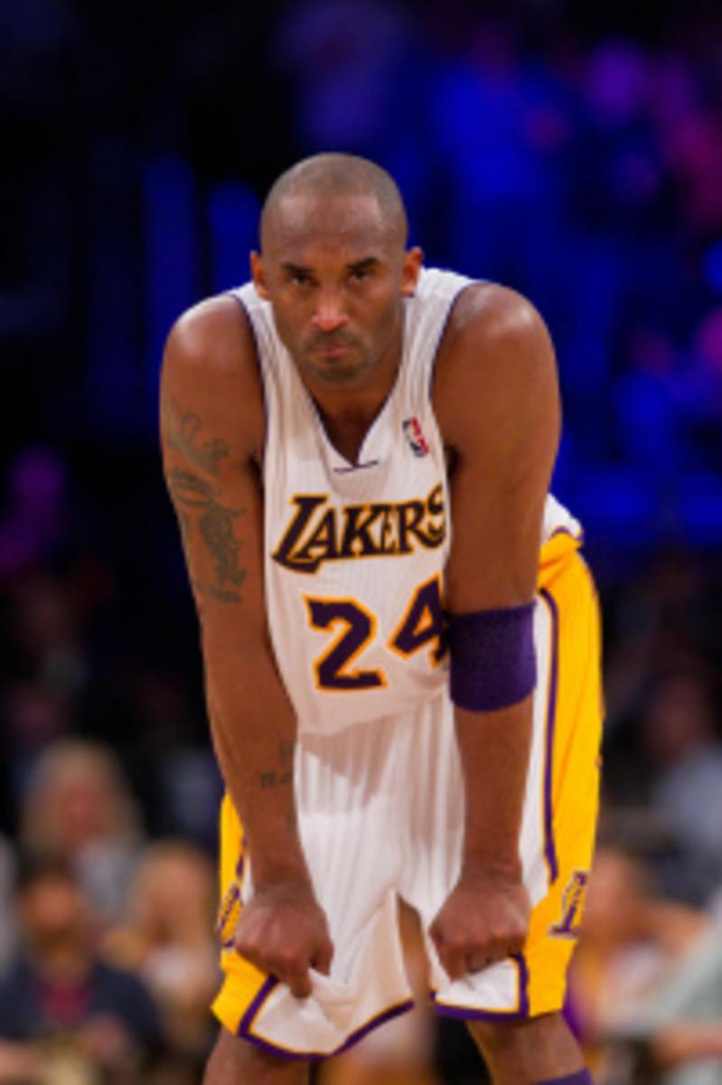 NBA: APR 22 Thunder at Lakers